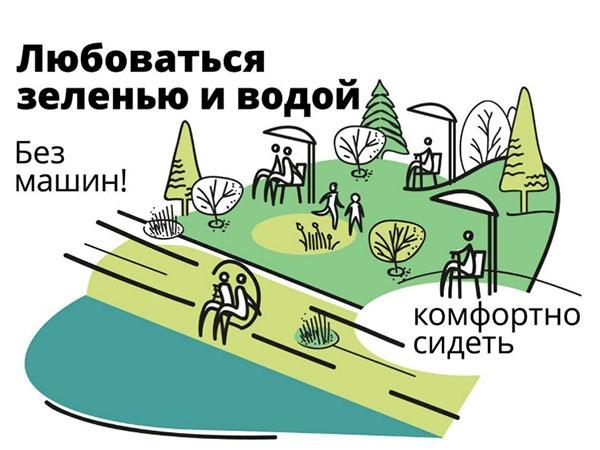 """предоставлено Европейским университетом и """"Друзьями парка """"Тучков буян"""""""