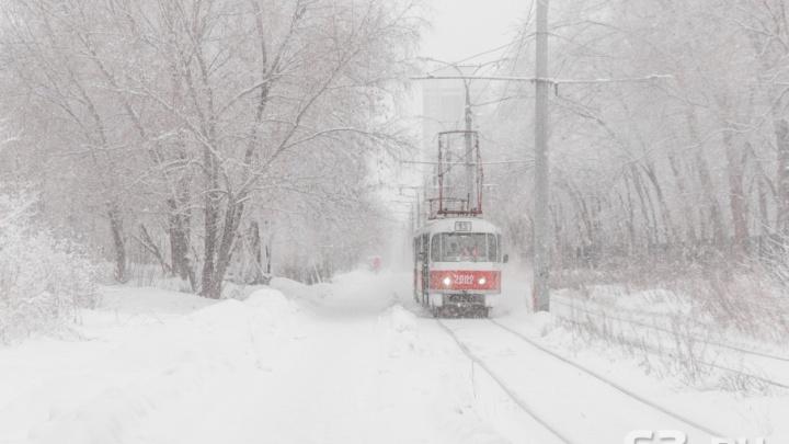 Для новой трамвайной линии до «Самара Арены» обустроили диспетчерский пункт