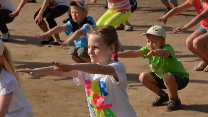 В июне в детских лагерях Поморья отдохнули 27 тысяч юных северян