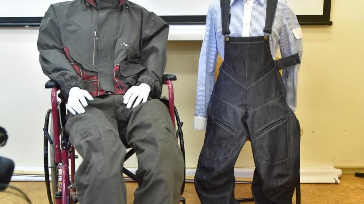 В Ростовской области студенты разработали специальные костюмы для инвалидов