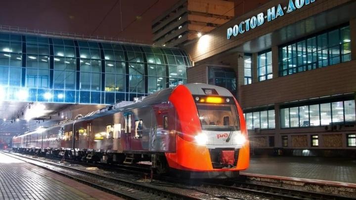 В декабре изменится расписание «Ласточки» до Краснодара