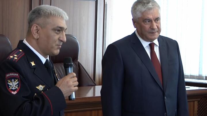 Тольяттинского полицейского наградили за спасение ребенка