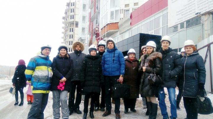 В ЖК «Солдатская слободка» от «СтройПанельКомплект» прошел день дольщиков