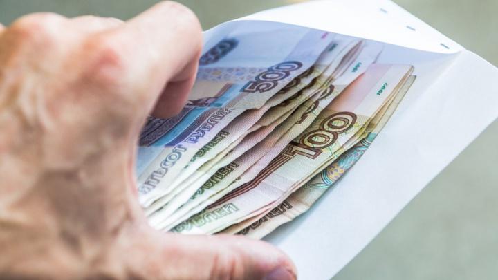 В Самарской области мужчина пробудет в колонии более двух лет за попытку дать взятку