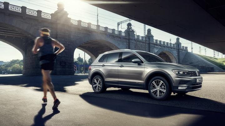 Новый Volkswagen Tiguan в «Волга-Раст»: в мае доступен как никогда!