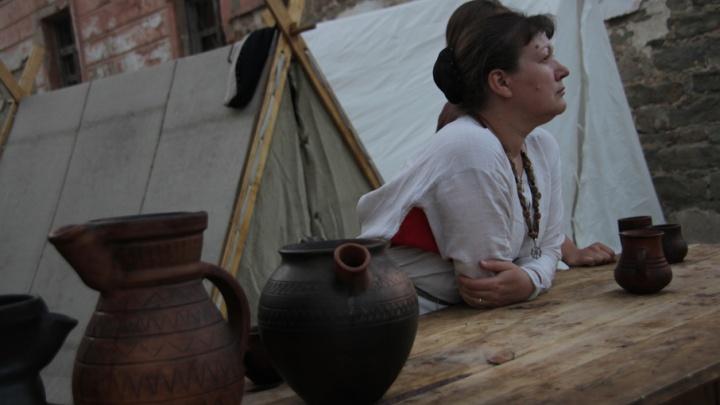 Под Волгоградом стрельцы будут штурмовать средневековую крепость