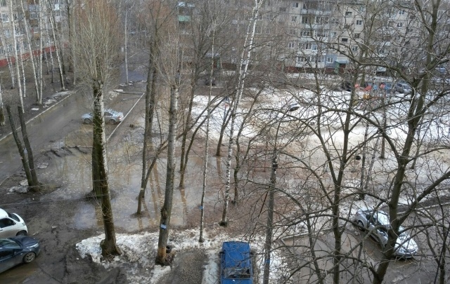 Масштабный потоп в Брагино: как его пережили ярославцы