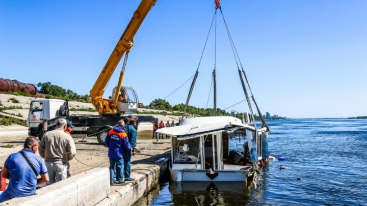 СК России: «К трагедии привели действия владельца катамарана»