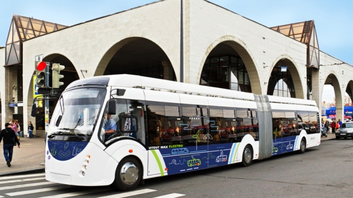 В Самаре будут тестировать белорусские электробусы