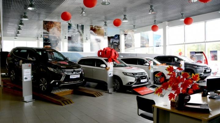 Слом стереотипов: в Челябинске заработала «Великая автоярмарка»