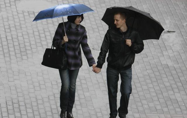 В среду в регионе продолжатся дожди
