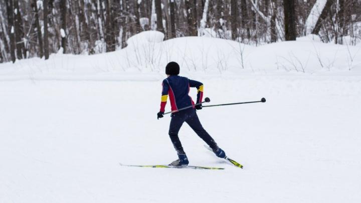 В Самарской области лыжников приглашают на водно-гребную базу в Сызрани
