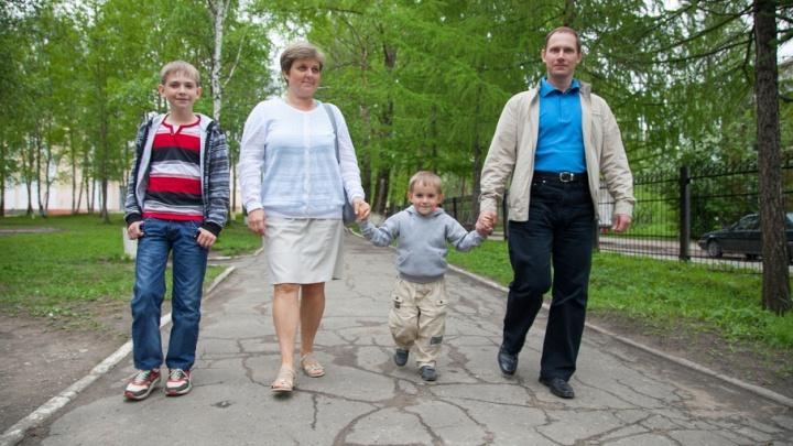 77 многодетных семей Поморья получат дипломы и денежную поддержку