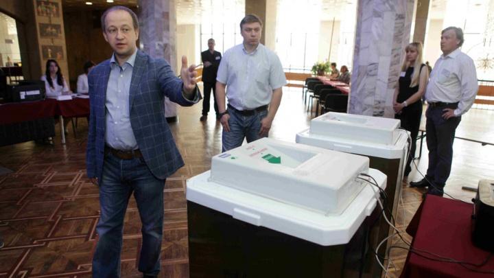 Следить за ходом выборов в Ярославле приехали из Москвы