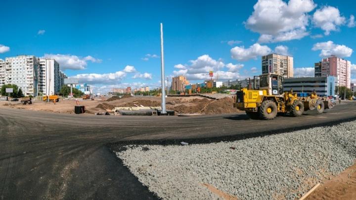 Подрядчику ремонта Московского шоссе отказали в обжаловании крупного штрафа за ямы