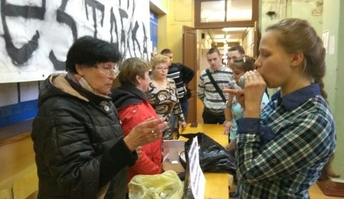Северодвинские активисты с сентября начнут борьбу с курением