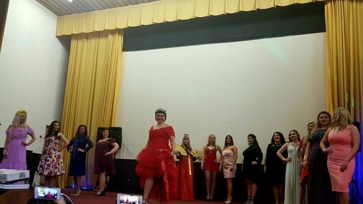105–90–105: новые стандарты красоты от жительницы Самары на конкурсе «Мисс Русь»