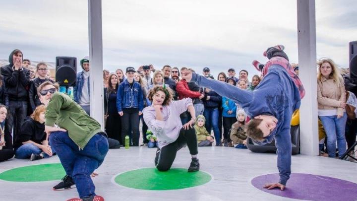 Лучшие танцоры Самары сказали роумингу «гудбай!» на «ВолгаФесте»