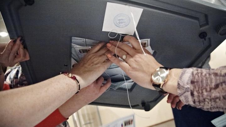 В Поморье на воскресных выборах активнее всего голосовали в Мирном
