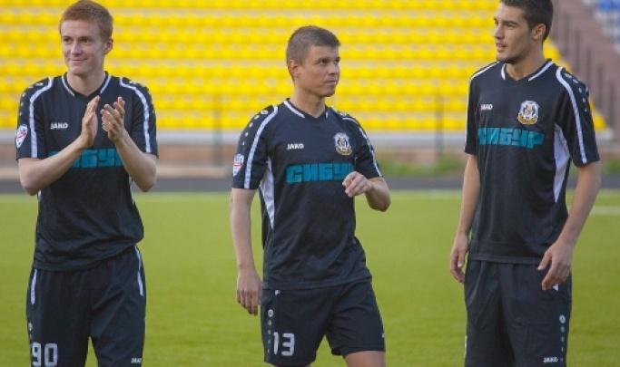 В составе футбольного клуба «Тюмень» появились два новых игрока