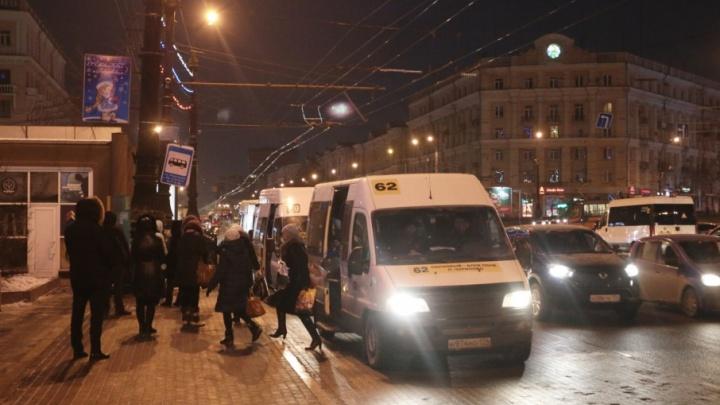 Запомнить новое место остановки в центре Челябинска маршрутчикам поможет ГИБДД