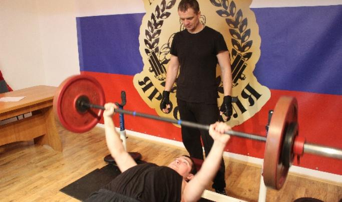 В Ярославле заключённые создали спортклуб для своих