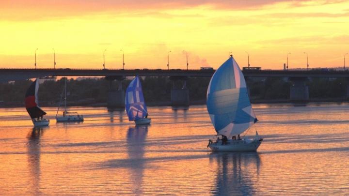 В Перми пройдет парад яхт и выставка ретроавтомобилей