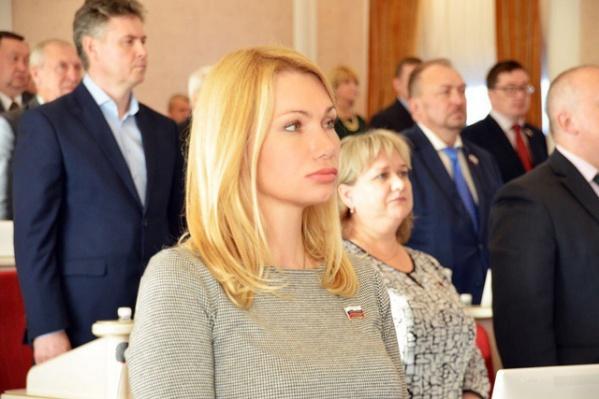 Ольга Осицына поступала в институт по фальшивому аттестату
