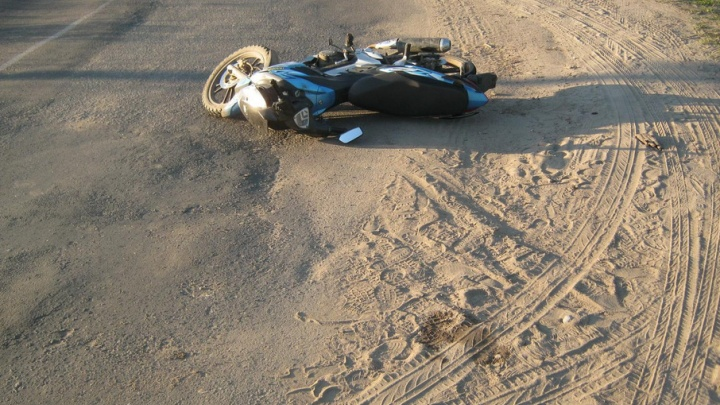 В Котласе гонщик на «Индиго» не справился с управлением и попал в аварию