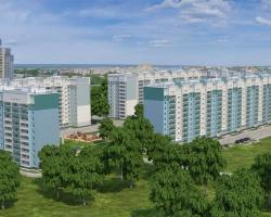 Название нового жилого комплекса ПЗСП придумают пермяки
