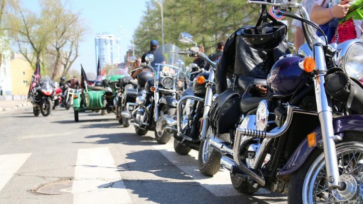 В Самаре владельцы мотоциклов не согласны с высоким транспортным налогом