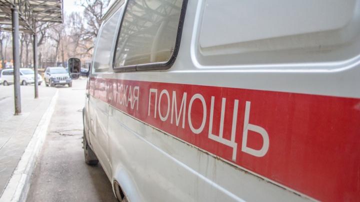 В Сызрани 13-летний мальчик выпал из маршрутки на остановке