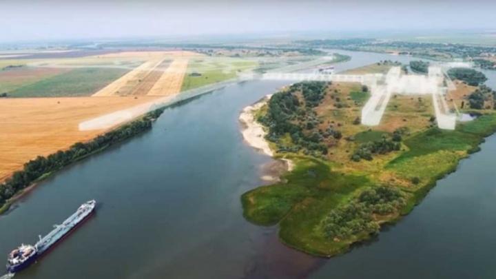 «Событие, которое все ждали»: на Дону началось строительство Багаевского гидроузла