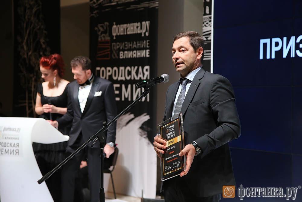 председатель Северо-Западного банка ПАО Сбербанк Вентимилла Алонсо