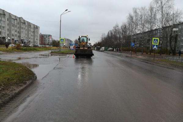 В Поморье участились ДТП с участием пешеходов