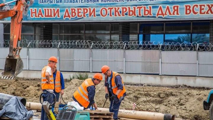 Обновленный крытый бассейн «Спартак» станет близнецом «Волгоград Арены»