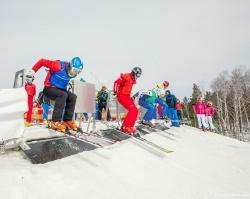 В «Солнечной долине» стартовал этап Кубка России по фристайлу