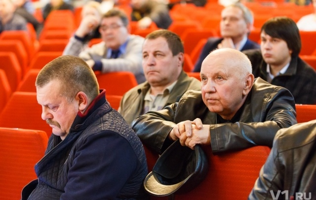 В Волгограде владельцы киосков и павильонов выйдут на митинг