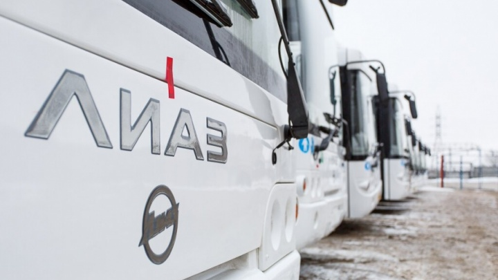 В Волгограде завтра начнут тестировать новый автобус №5