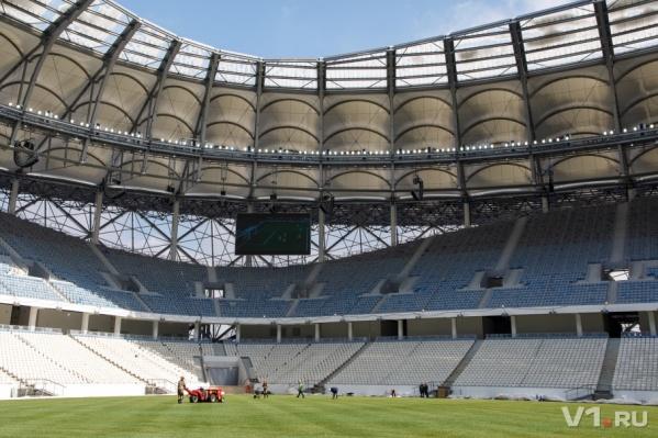 Колин Смит назвал стадион «фантастическим»