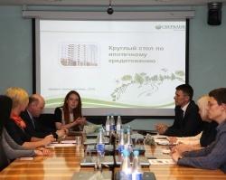 Представители Сбербанка, застройщики и аналитики обсудили ситуацию на рынке жилой недвижимости Перми