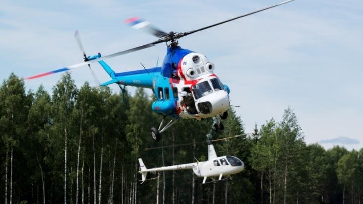 Самарские вертолетчики покорили открытый чемпионат России