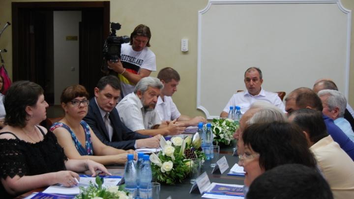Прокуратура Ростовской области провела экологический форум