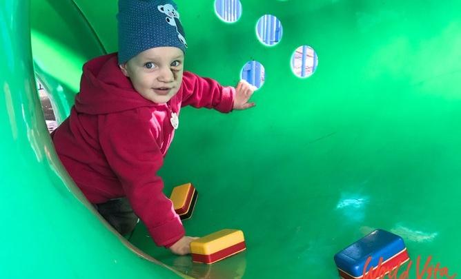 Двухлетняя Есения Подзина перенесла четвёртую операцию. Впереди — ещё одна