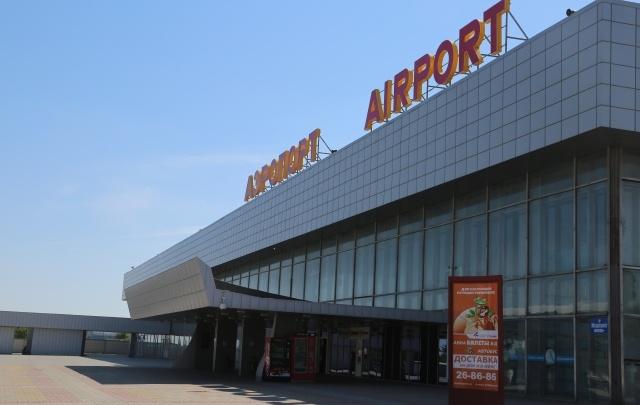 В аэропорту Волгограда начал вновь принимать пассажиров старый терминал