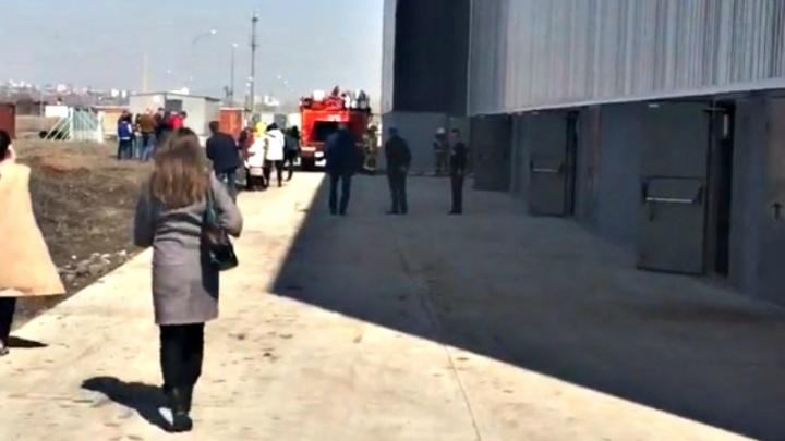 В Самаре экстренно эвакуировали посетителей из торгового центра «Амбар»