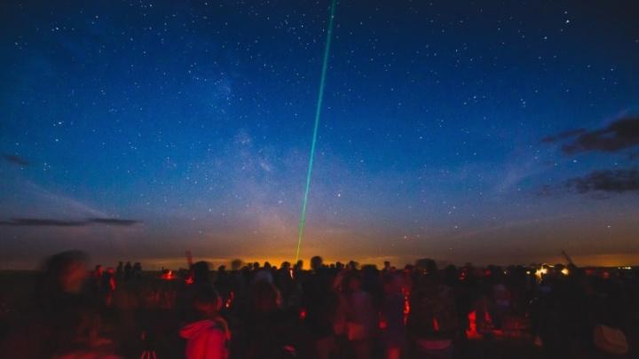 Метеоры пронеслись в небе над Самарой: астрономы запечатлели звездопад