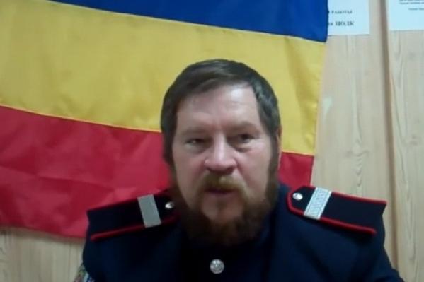 Анатолий Беев утверждает, что подстрелил ворвавшегося в его дом вооруженного преступника
