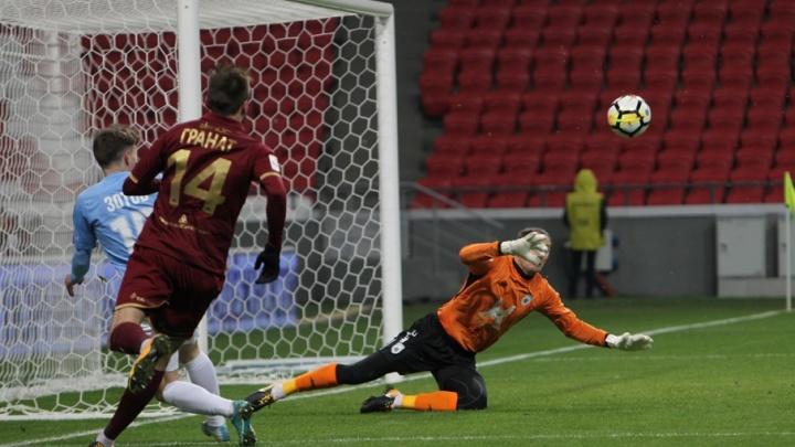 Вышли в четвертьфинал: самарские «Крылья Советов» обыграли «Рубин»