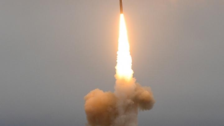 Межконтинентальную ракету «Ярс» испытали на космодроме «Плесецк»